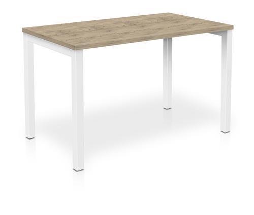 Arial rectangular table W. 1200 mm x D. 600 mm x H. 735 mm