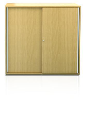 Armand cupboard H. 735 x W. 1000 oak