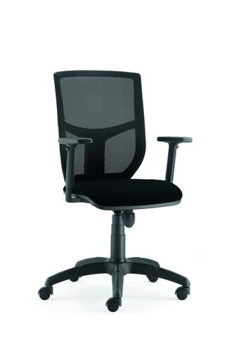 Alter chair - synchro seat with armrests