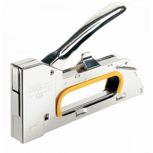 Rapid R23E Tacker Metal Chrome 20510450