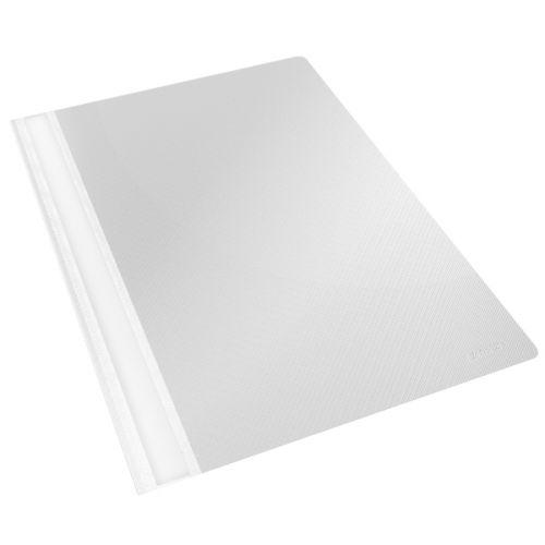Esselte Vivida Report File A4 White (Pack 25) 28321