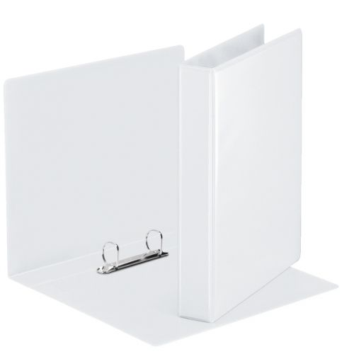 Esselte 25mm 2 D-Ring Presentation Binder A4 White (Pack of 10) 49737
