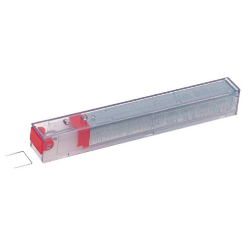 Leitz Staple Cartridge Heavy Duty 12mm Red (Pack of 5) 55940000