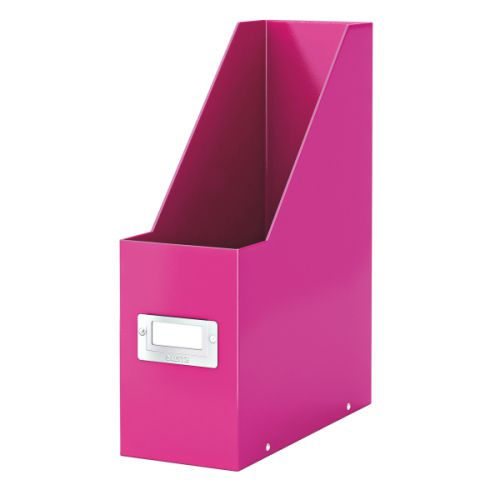 Leitz Click & Store A4 Magazine File Pink