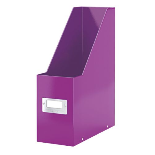 Leitz Click & Store A4 Magazine File Purple