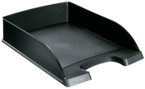 Leitz Plus Letter Tray Standard Black 52270095