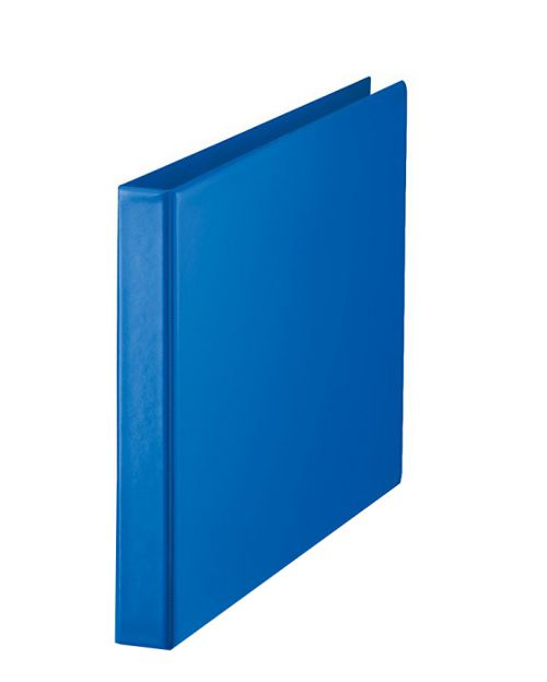 Esselte (A3) 4 Ring Binder 25 Landscape Polypropylene (Blue)