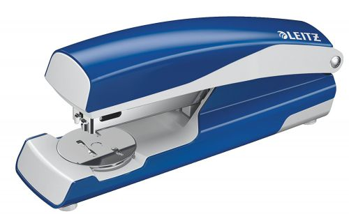 Leitz 5502 Metal Stapler 30 Sheet Capacity Blue 55020035