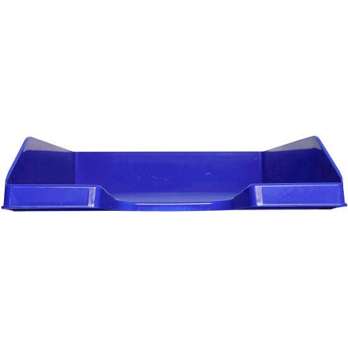 Exacompta Forever Letter Tray Blue 113101D Letter Trays GH01889