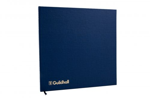 Guildhall Account Book 51 Series 80 Pages 7 Debit & 14 Credit