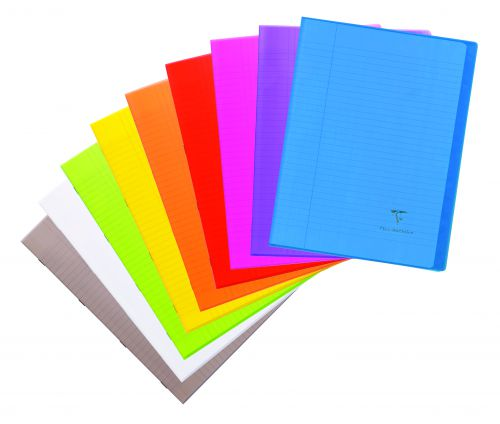 Clairefontaine Koverbook Notebook A5 Assorted (Pack of 10) 951501C