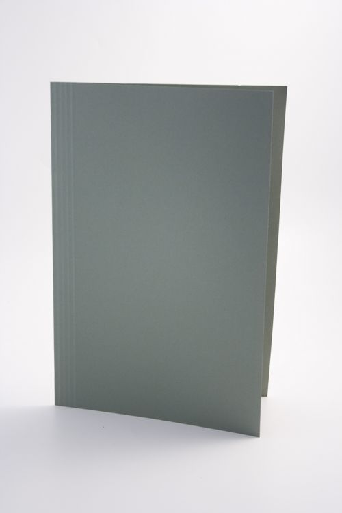 Guildhall Square Cut Folder Mediumweight Foolscap Green (Pack of 100) FS250-GRNZ