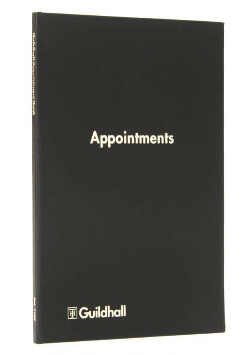 Guildhall Appointments Book 104 Page T1197Z