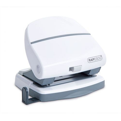 Rapesco P30 2 Hole Punch 30 Sheets White