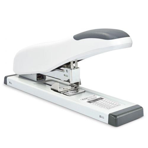 Rapesco ECO HD-100 Heavy Duty Stapler (soft white)