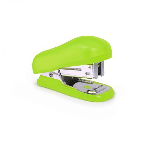 Rapesco Bug Mini Stapler Green