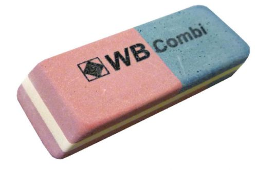 ValueX Combi Eraser (Pack 40)