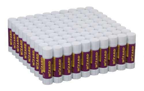 Value Glue Stick 40g Pack of 100