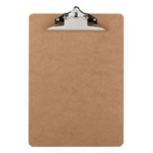 Value Hardboard A4 Clipboard
