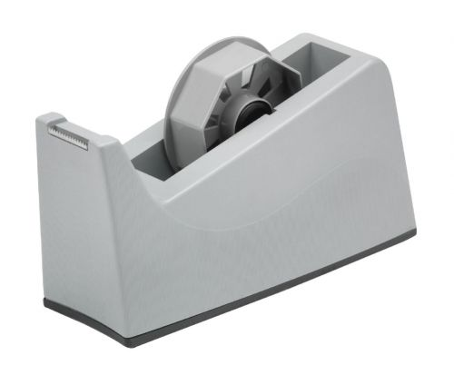 Value Tape Dispenser Dual Core Grey