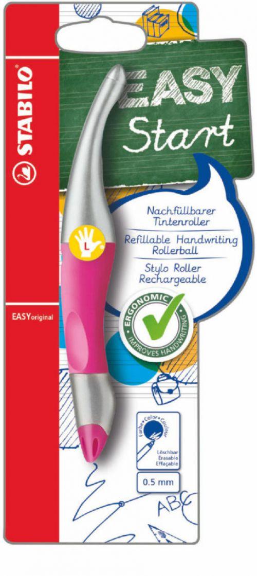 Stabilo EASYoriginal Handwriting Pen Left PK With BL Ink