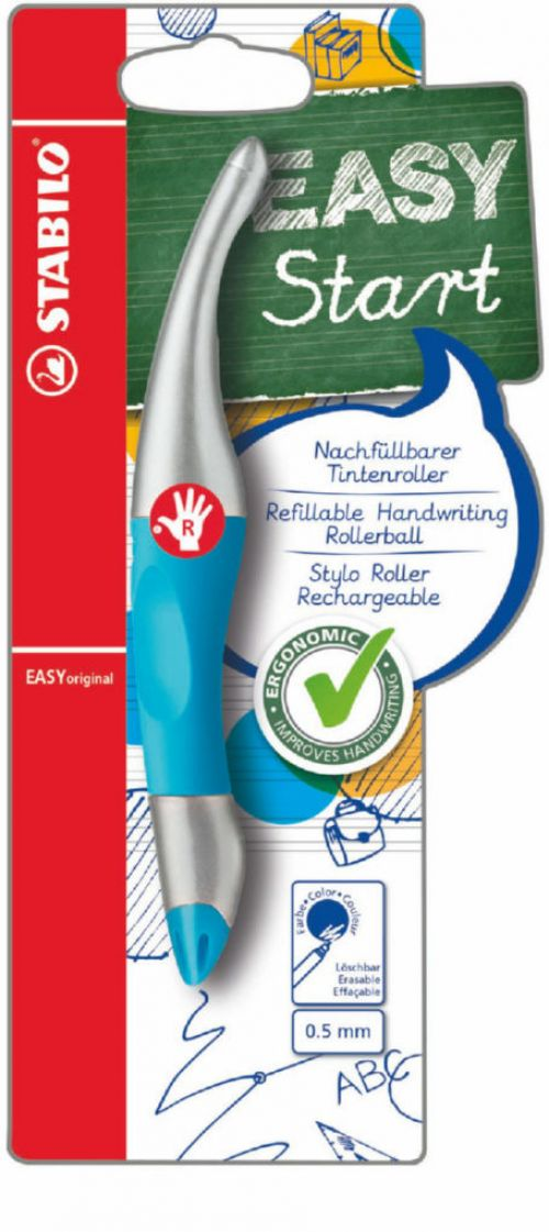 Stabilo EASYoriginal Handwriting Pen Right BL With BL Ink