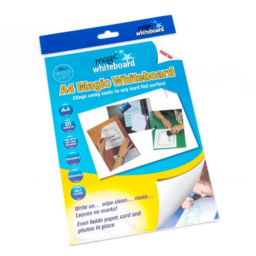 Magic Whiteboard A4 20 Sheets