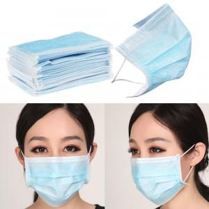 Triple Layered Safety Mask Type 2R PK20