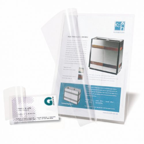 3L Self Laminating Cards A6 11037 (50 Cards)