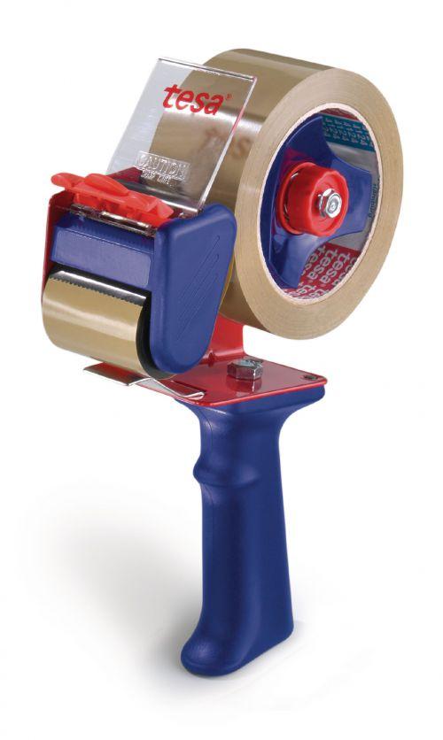 tesa Economy Handheld Tape Dispenser for 50mm Tapes 06300