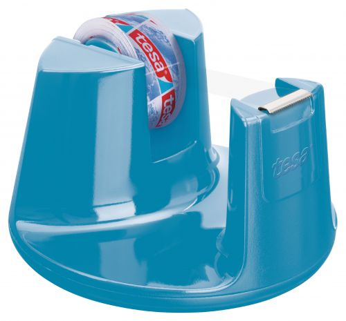 tesa Easy Cut Compact Dispenser Blue Including 1 roll 15mmx10m