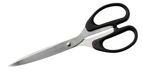 Value Scissors Black Handle 8/203mm