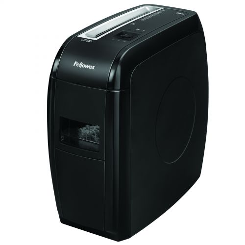 Fellowes Powershred 21Cs Cross Cut Shredder Black 4360301