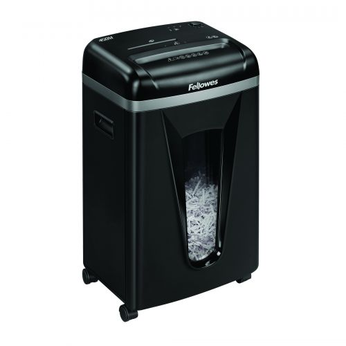 Fellowes 450M Micro Cut Shredder Black 4074201