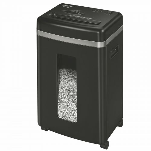 Fellowes Powershred 450M Shredder Micro Cut P-5 Ref 4074201