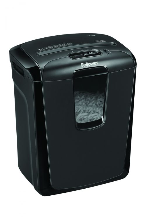 Powershred® M-8C Cross-Cut Shredder