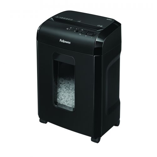 Fellowes Powershred 10M Micro-Cut Shredder 4630701