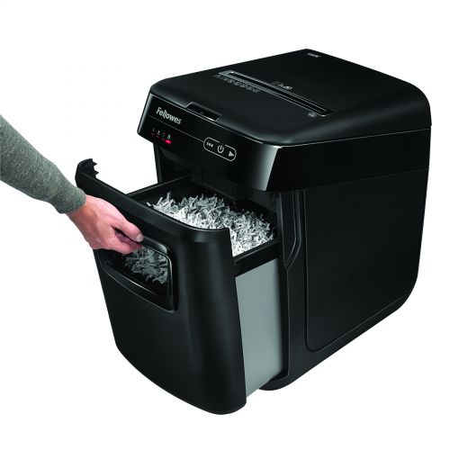 Fellowes Automax 150C Cross Cut Shredder 4680201
