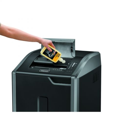 Fellowes Powershred 425Ci Cross-Cut Shredder 4698001