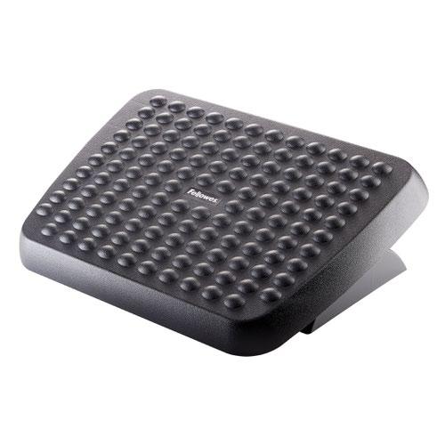 Fellowes Standard Footrest Adjustable W435xD350xH90mm Grey Ref 4812134