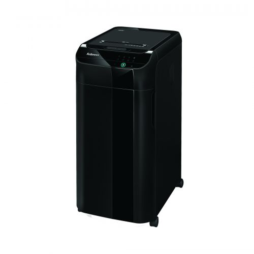 Fellowes AutoMax 350C Shredder Cross Cut P-4 Ref 4964101