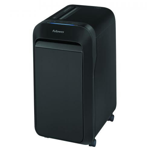 Fellowes Microshred LX221 Black Shredder