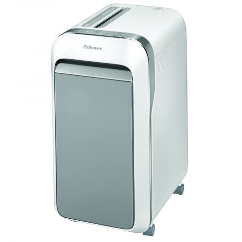 Fellowes Microshred LX221 White Shredder