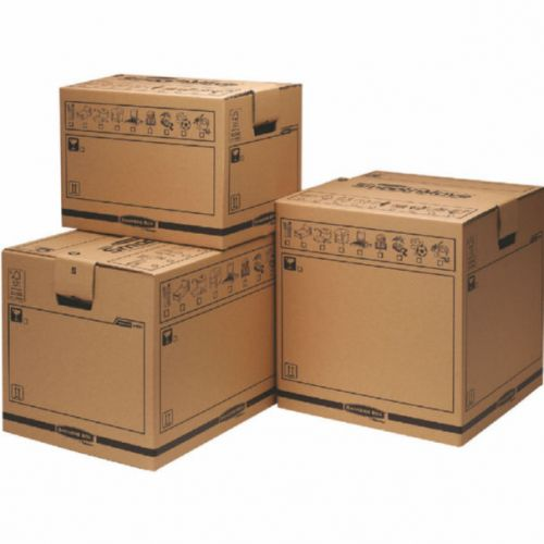 Bankers Box Manual Removal Box Trunk H420xW400xD550mm (Pack of 5) 6205701 BB66882