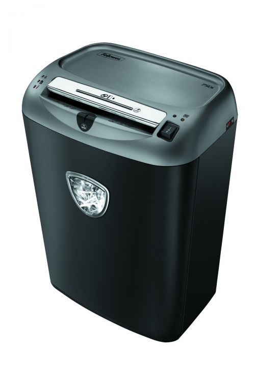 Fellowes Powershred 75Cs Shredder Cross Cut P-4 Ref 4675101