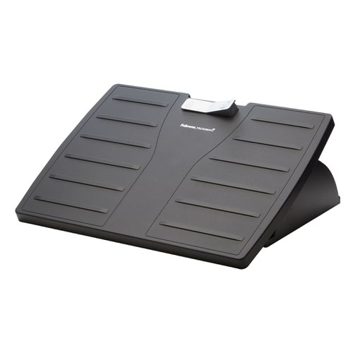 Fellowes Office Suites Footrest Adjustable Microban Technology 445x333mm Ref8035001