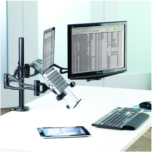 Fellowes Professional Series Dual Monitor Arm 8041701 - BB62971