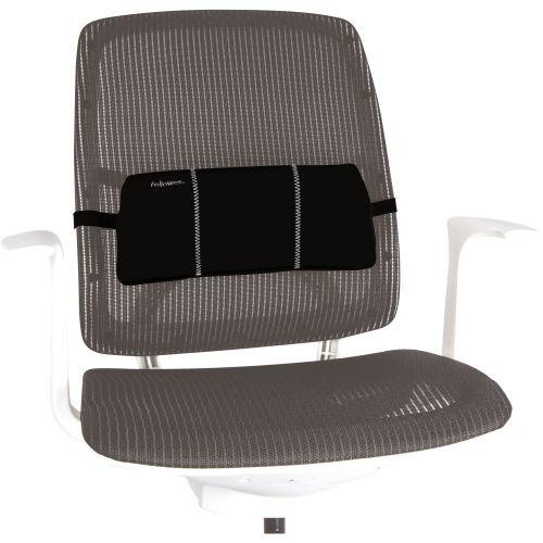 Fellowes Portable Lumbar Support Black 9190705