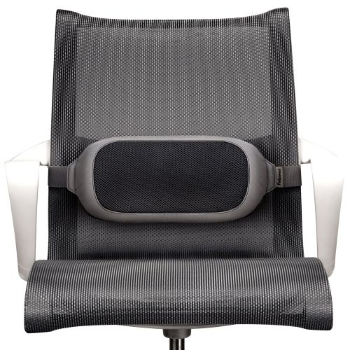 Fellowes I-Spire Lumbar Cushion Grey 8042201