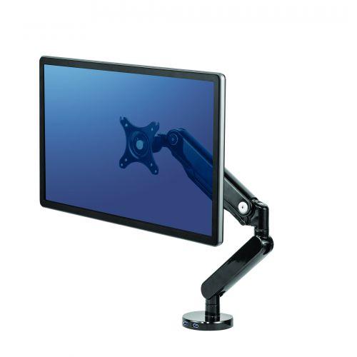 Fellowes Platinum Series Single Monitor Arm
